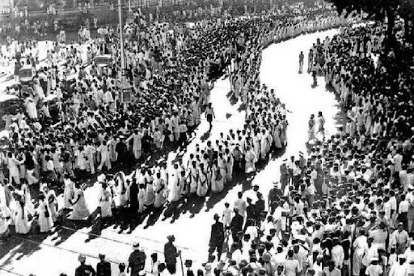 ভারতের স্বাধীনতা সংগ্রাম ও তারাশঙ্কর বন্দ্যোপাধ্যায়